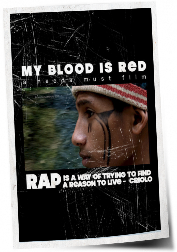 gallery/m196 • my blood is red